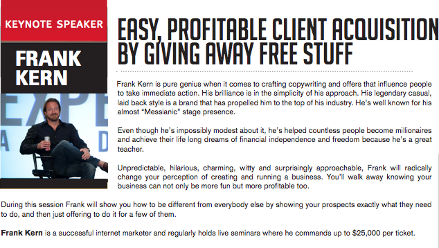 Easy Profitable Client Acquisition by Giving Away Free Stuff (with